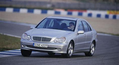 mercedes c class sedan 2000 2004 reviews technical data