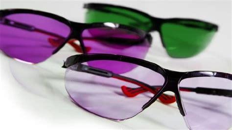 color blindness treatment breakthrough new lenses cure colour blindness