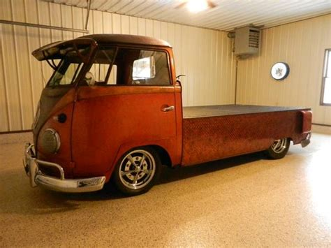 vintage volkswagen truck vw single cab archives buy classic volks
