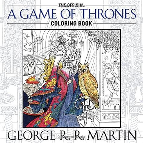 thrones colouring book ideas fanglow unique gifts for fans