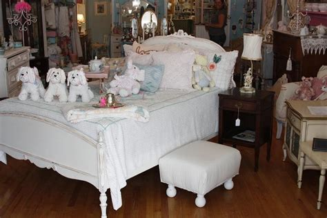 shabby chic white bed frame antique shabby chic bed frame white by vintagechicfurniture
