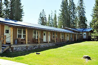 motel rooms for rent well situated resort motel on nimpo lake bc canadian resort properties for sale