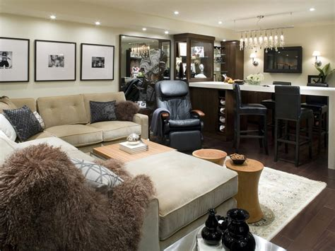 Design For Basement Makeover Ideas Basement Remodeling And Renovation Hgtv