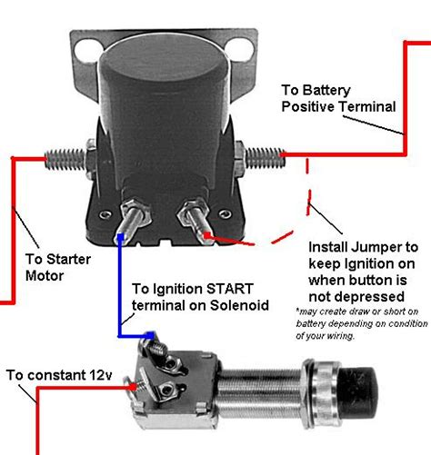 Push Button Start And Kill Switch Ignition Bypass Honda Tech Honda Forum Discussion Ignition Problem Page 2 Jeep Cj Forums
