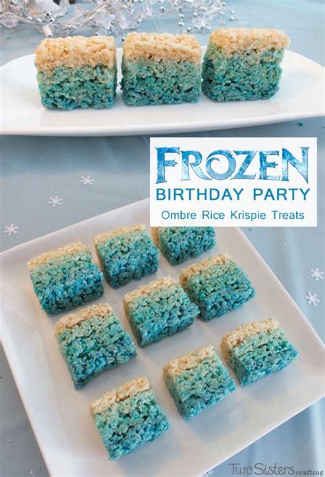 35 frozen birthday party ideas takes