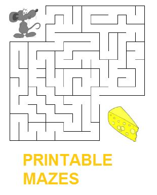 printable games for students free coloring pages free printable mazes for kids kids