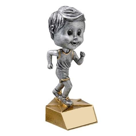 bobblehead trophy track bobblehead trophies