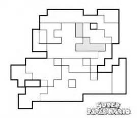 8 Bit Mario Coloring Pages 25 best images about mario bros color on mario