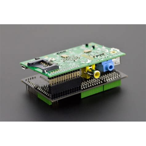 Arduino Expansion Shield For Raspberry Pi arduino expansion shield for raspberry pi kedai robot