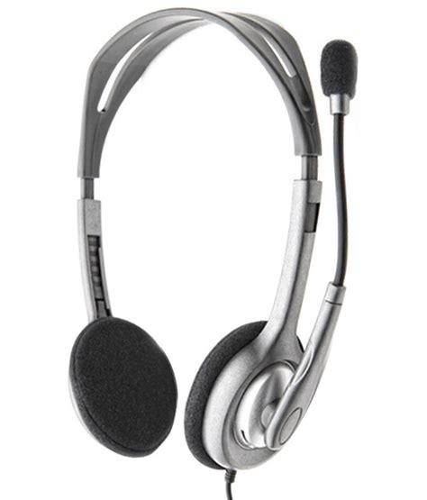Logitech Headset H111 logitech headset stereo h111