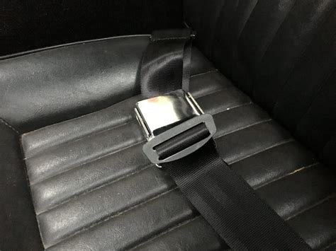 fitting   point seat belts   triumph spitfire bridge classic cars