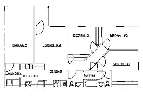 3 bedroom unit floor plans available two and three bedroon floor plans