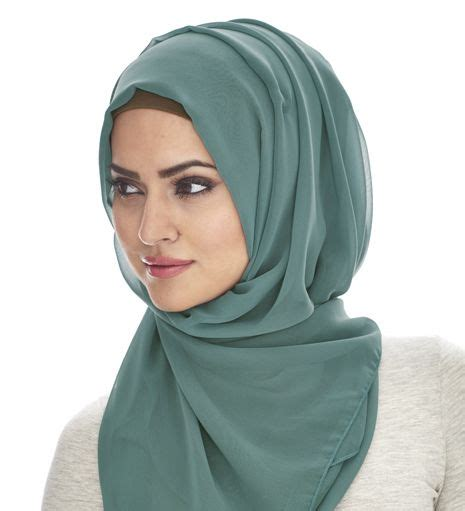 Contoh Jilbab Pashmina Foto Cara Berhijab Menggunakan Pashmina