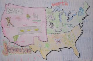 sectionalism in the us mr gray history student work sectionalism posters
