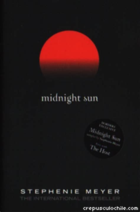 libro midnight sun blood on crep 250 sculo 005 sol de medianoche midnight sun quinto libro de la saga