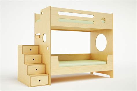 Modern Bunk Bed Hello Wonderful 10 Modern Bunk Beds