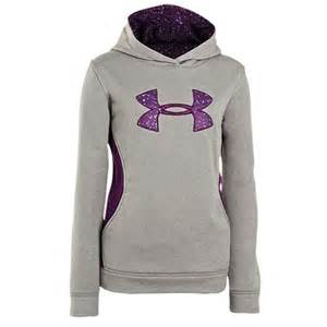 To search results under armour big logo hoodie girls grade school