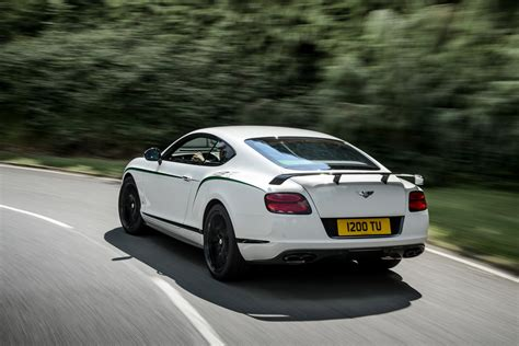 new bentley continental gt3 r is a 580ps road going