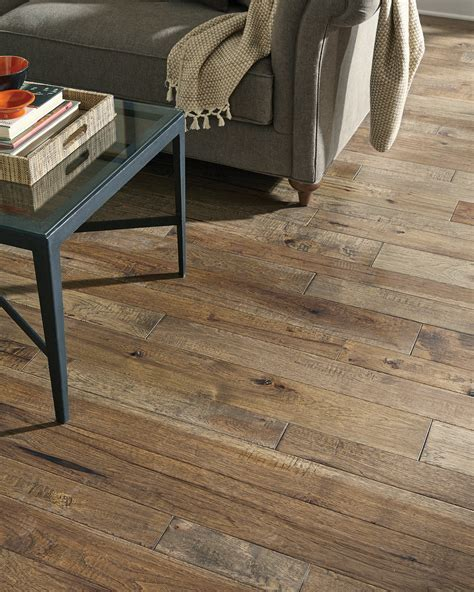 """Prefinished Engineered Hickory Winter Wheat 1/2"""" X 3 1/4"""