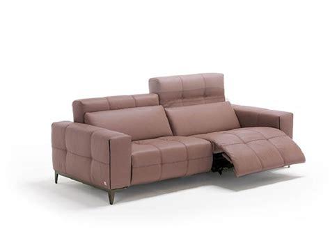 divani con movimento relax divano lineare con movimento relax di egoitaliano
