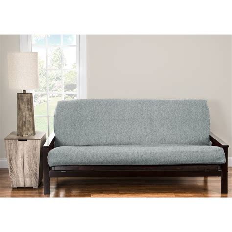 charcoal grey futon cover dark grey futon cover roselawnlutheran