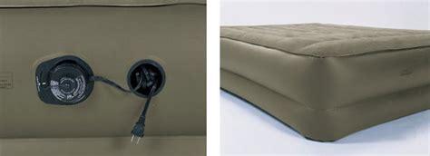 wenzel raised insta bed review mattress hq