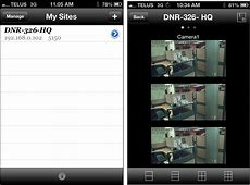 How do I setup the D ViewCam Mobile app with my D Link NVR ... D'link Router Password Setup