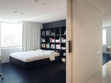 contemporary minimalist apartment  st petersburg exudes