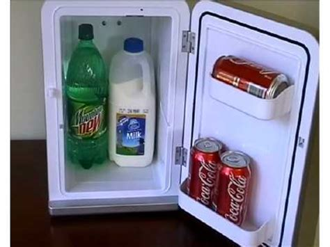Small Desk Refrigerator Mini Fridge For Your Work Desk