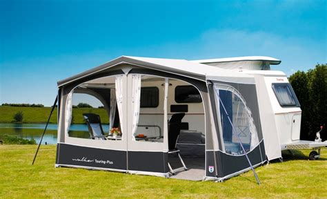 electric awnings for caravans walker touring plus