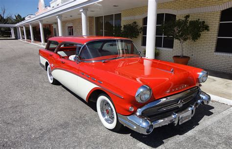 estate motors inc 1957 buick caballero estate wagon vintage motors of
