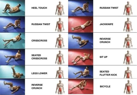 the 60 best abs workout that you do anywhere the fitness skills