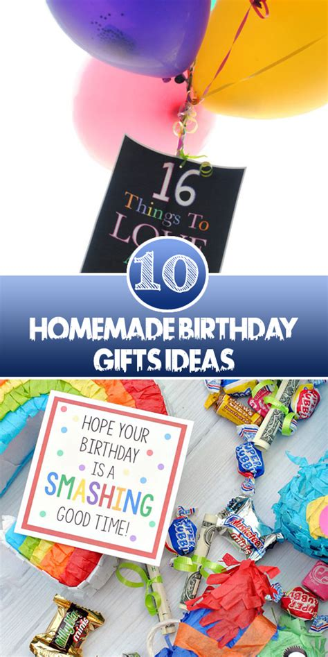 Top 10 Most Birthday Gifts For Your by Top 10 Birthday Gifts Ideas Diys And Hacks