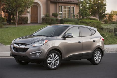 hyundai tucson review ratings specs prices    car connection