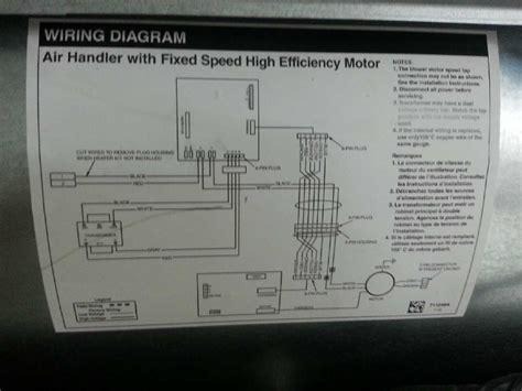 nordyne condenser wiring diagram efcaviation