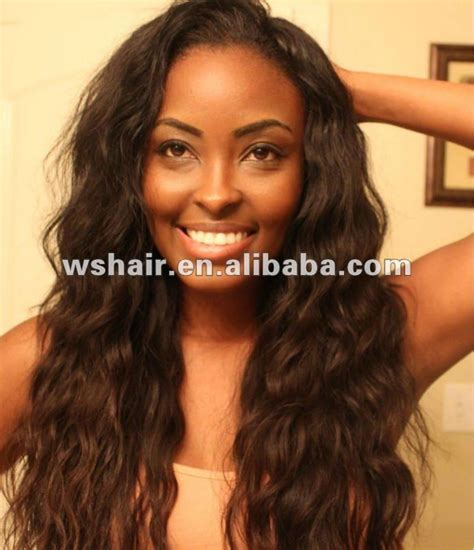 wet and wavy hair styles for black women brazilian curly weave brazilian human hair wet and wavy