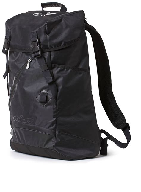 Tas Tracker Backpack For Biker Alpinestars Tracker Backpack Revzilla