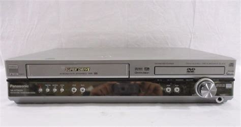 panasonic dvd vcr home theater active subwoofer speaker