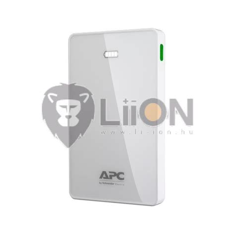 Apc Mobile Power Bank Pack 5000 Mah M5wh powerbank apc 5000mah 187 193 rg 233 p