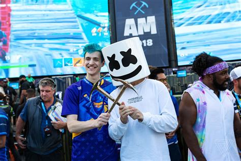 marshmello next concert fortnite s next in game event is a marshmello concert