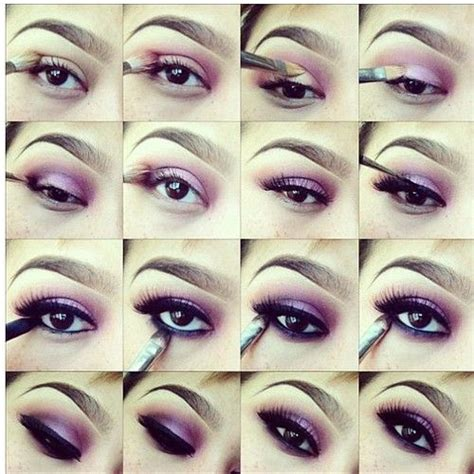 tutorial eyeshadow purple catch up with the purple trend 15 perfecy purple eye