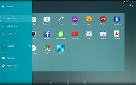 sony xperia themes for android download shiny cyan theme for xperia android apps on google play