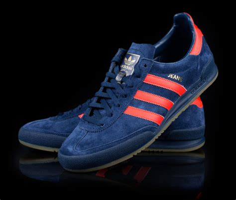 adidas jeans adidas jeans blue mk ii navy blue orange