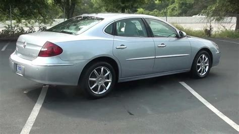 2005 buick lacrosse for sale for sale 2005 buick lacrosse cxs 1 owner stk p6223a www