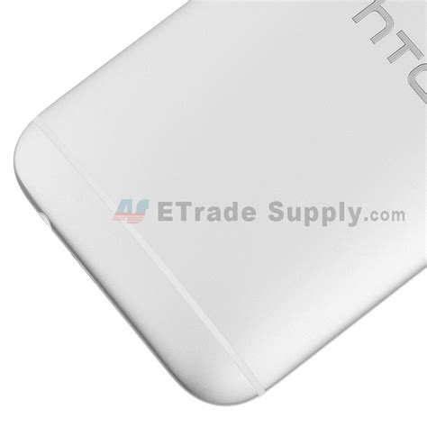 htc one m8 rear htc one m8 rear housing silver etrade supply