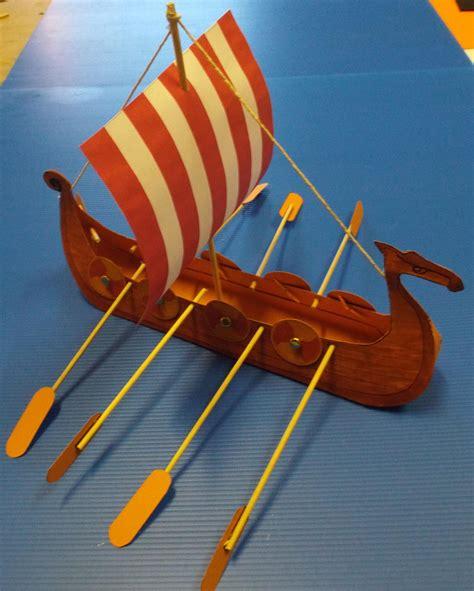 viking longboats ks2 design technology workshops