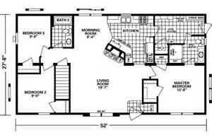 schult mobile homes floor plans manufactured home floor plan 2007 schult modular 5228 52