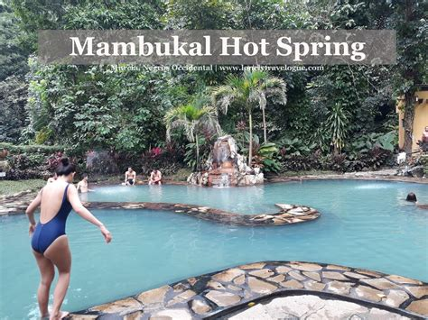 boat covers hot springs ar lonely travelogue bacolod mambukal mountain resort