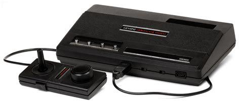 console gemini history of consoles atari vcs 2600 1977 gamester 81