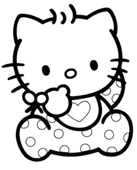 Hello Kitty Mermaid Coloring Pages Hello Mermaid Coloring Pages